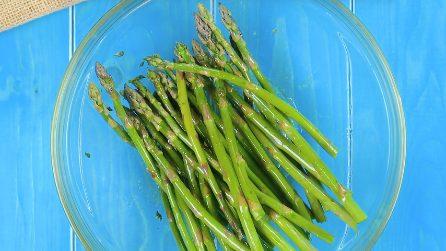 Asparagi al forno: la ricetta pronta in pochi minuti
