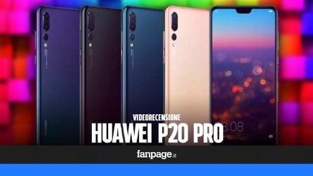 Recensione Huawei P20 Pro: perché è uno dei migliori top di gamma disponibili in Italia