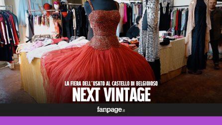 Next Vintage: al Castello di Belgioioso va in scena la fiera dell'usato