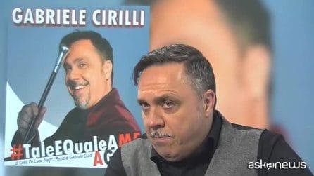 """Gabriele Cirilli: """"Sono juventino per fede, ma la squadra è demotivata. Vedo invece un grande Napoli"""""""