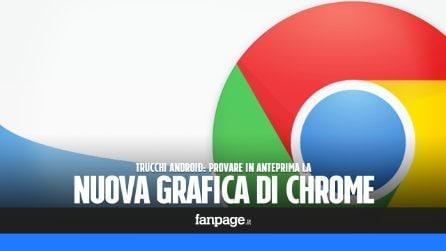 In Chrome per Android arriva il Modern Design: ecco come attivarlo in anteprima
