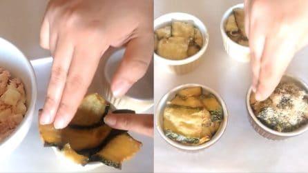 Tortini salati con zucchine e tonno: un'idea originale e saporita