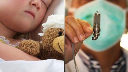 Intervento unico al mondo in Italia: mini-cuore artificiale salva la vita a una bimba di 3 anni