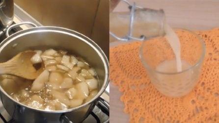 Come preparare il succo di frutta a pera in casa