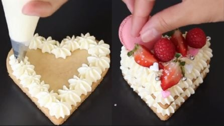 Mini cream tart: il delizioso e colorato dessert
