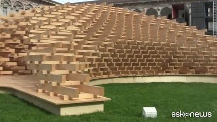 Fuorisalone, House in motion anima la Statale con la casa nomade