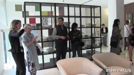 Salone del Mobile.Milano, Buratti e Gamfratesi: meno arredi ma di qualità