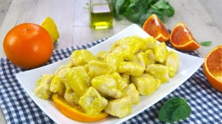 Orange chicken: a great way to prepare a tasty chicken dish!