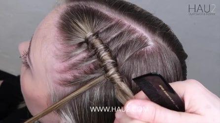 Come realizzare le pipe braids