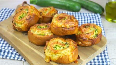 Girelle di zucchine: l'antipasto perfetto per una cena tra amici!