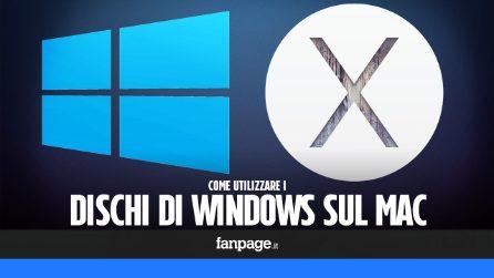 Con questa app potrai utilizzare i dischi Windows anche sul Mac