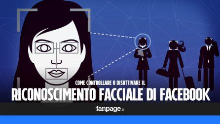 Se tieni alla tua privacy, controlla il riconoscimento del volto in Facebook