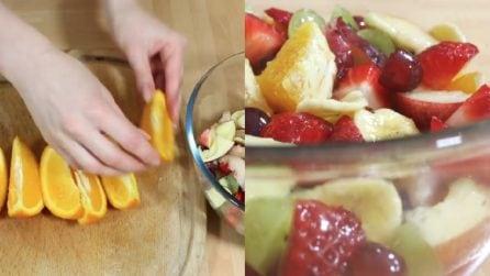 Insalata di frutta: un piatto ricco, gustoso e colorato