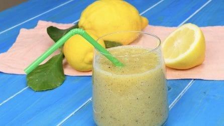 Bevanda sgonfia pancia: il rimedio per perdere peso
