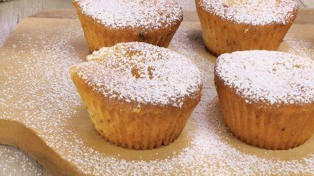 Muffin in pentola: ecco come farli senza accendere il forno!