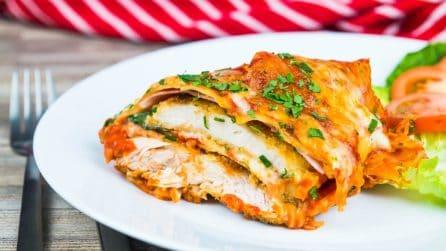 Lasagna di pollo: non vedrete l'ora di provarla!