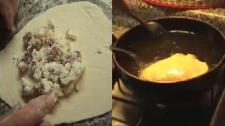 Pizze fritte ripiene: ecco come prepararle in diversi modi
