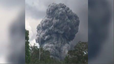 Hawaii, il vulcano Kilauea non dà tregua: altra eruzione esplosiva
