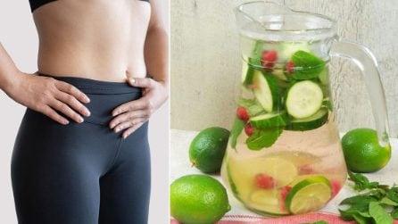 Acqua detox: l'idea perfetta per l'estate