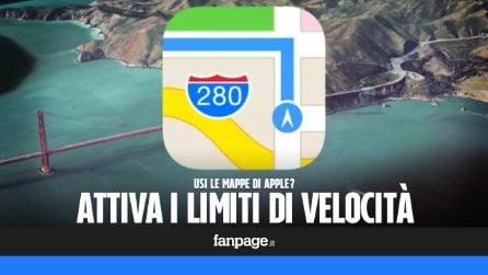 Se usi le Mappe di iPhone e vuoi evitare le multe, attiva questa opzione