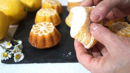 Tortini soffici al limone: la ricetta perfetta per una colazione golosa