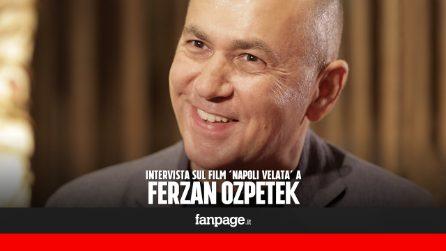 """Ferzan Özpetek: """"Da Massimo Troisi a 'Napoli Velata', una città che mi ha arricchito con la sua umanità"""""""