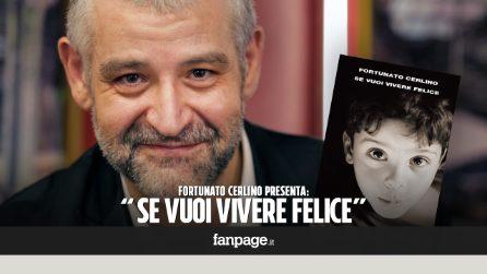 """Se vuoi vivere felice, il romanzo d'esordio di Fortunato Cerlino: """"Napoli non è solo criminalità"""""""