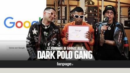 Dark Polo Gang, British, Cono Gelato, Caramelle, 777: il collettivo risponde alle domande di Google