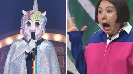 Chi canta dietro la maschera? La sorpresa manda in delirio il pubblico nello studio tv
