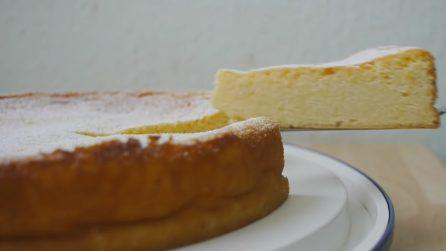 Kasekuchen, la torta al formaggio tedesca che farà impazzire tutti