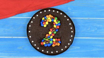 L'idea originale per una torta di compleanno