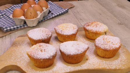 Frying pan muffins: here's how to cook them without having to use the oven!