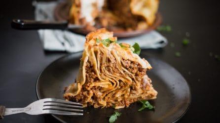 Lasagna gigante: la ricetta per il perfetto pranzo della domenica!