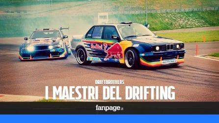 La storia dei Driftbrothers, i campioni della sgommata tra Red Bull e videogiochi