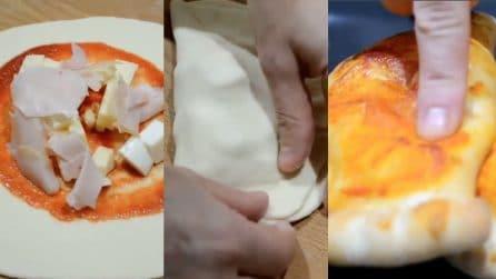 Panzerotti ripieni al forno: la ricetta semplice da provare