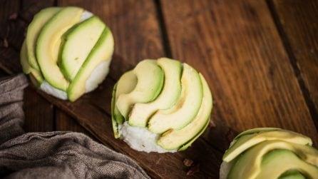 Timballi di sushi: li proverete subito!