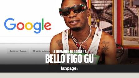 Bello Figo Gu, Swag, Pasta con tonno, Non pago affitto: il rapper risponde alle domande di Google