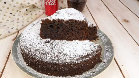 Coke cake: the most delicious and moist cake!
