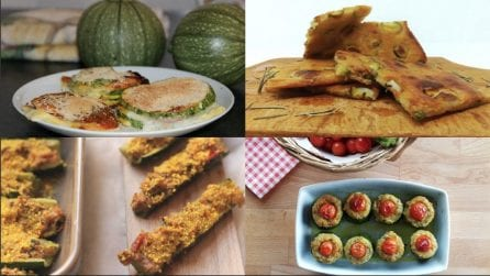 Un ingrediente che non delude mai: 8 ricette con le zucchine