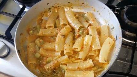 Candele con zucchine e limone: un'idea saporita sia a pranzo che a cena
