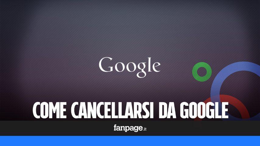 ff7770975eda Come cancellarsi da Google ed eliminare il proprio nome dai risultati di  ricerca