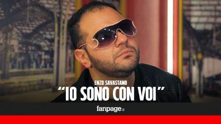 """'Io sono con voi', Enzo Savastano: """"Non sono Liberato, vorrei portare il neomelodico al Festival di Sanremo"""""""