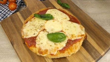Pizza pollo: la ricetta a cui nessuno aveva mai pensato prima!