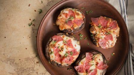 Pizzette funghi: facili, veloci e gustose!