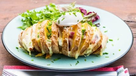 Patate farcite: la ricetta facile e originale!