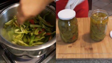 Peperoni in agrodolce: ecco come preparare un contorno buonissimo