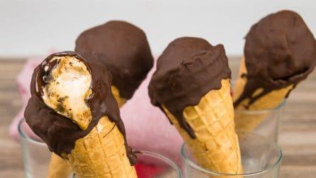 L'idea geniale per rendere il gelato ancora più goloso