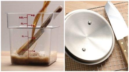 Come pulire con una bibita gassata: metodo perfetto per gli utensili da cucina