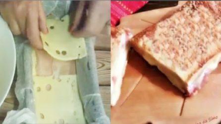 Plumcake salato senza impasto: ideale per una cena veloce e gustosa