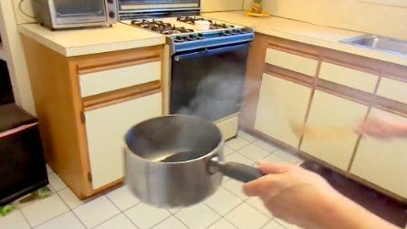 Come eliminare i cattivi odori dalla tua cucina